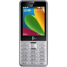 Мобильный <b>телефон F+</b> S285 Silver, 2.8 — купить в интернет ...