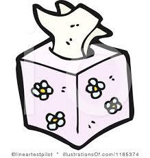 Image result for tissue box clip art