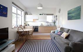 facebook twitter google nowadays open plan kitchen living room layouts being more and more por and designed for a reason