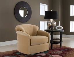 Small Swivel Chairs For Living Room Swivel Chairs Crowdsmachinecom Swivel Glider Chairs Living Room