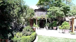 Courtyard of The French Laundry - YouTube