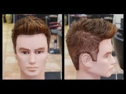 men s haircut tutorial step by step