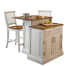 kitchen island. Two Tier Kitchen Island With Matching Stools