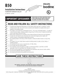 Emergency Lighting Wiring Instructions Cabef9 Bodine B50 Emergency Ballast Wiring Diagram Wiring