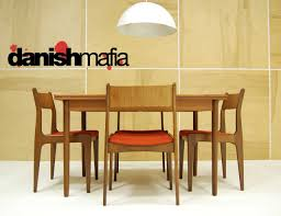danish modern dining room chairs. Brilliant Dining MID CENTURY DANISH MODERN TEAK DINING COMPLETE SET TABLE Throughout Danish Modern Dining Room Chairs A
