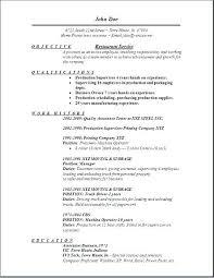 Hostess Job Description Resume Sample Restaurant Resume Sample