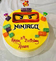 LEGO Ninjago birthday cake!!! - Picture of Abe's Cakes Limited, Swindon -  Tripadvisor
