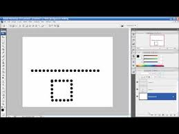 Click your mouse anywhere, hold shift and click again. Photoshop Tutorial Episode 25 Dotted Dashed Line Photoshop Tutorial Ps Tutorials Adobe Photoshop Tutorial