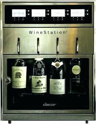 shallow fridge narrow wine depth cooler small uk outdoor refrigerator revie