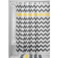 grey chevron shower curtains. InterDesign Chevron Waterproof Shower Curtain Green Purple Orange Yellow In  Curtains From Home Garden On Aliexpress Grey Chevron Shower Curtains