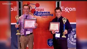 Kaffie Middle School students win division in State Science Fair ...