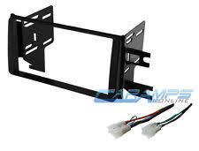 fj cruiser radio fj cruiser double 2 din car stereo radio dash installation kit w wiring harness