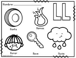 Alphabet coloring pages colouring pages printable coloring pages coloring pages for kids abc printable printable handwriting worksheets letter b worksheets preschool free printable alphabet coloring pages in lovely original illustrations. Spanish Alphabet Coloring Sheets By Bilingual Teacher World Tpt