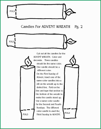 Advent Wreath Coloring Page Prettier 7 Best Of Advent Wreath