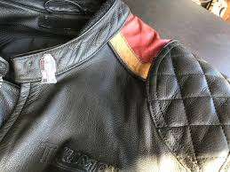 my favorite leather motorcycle jacket was starting to feel stiff and dried out i decided to try obenauf s heavy duty lp leather treatement