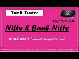 Bank Nifty Online Chart Daily Banknifty Niftys Index Analysis In Tamil 10 12 2019