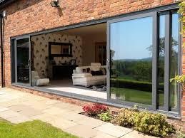 glass aluminium window and door with