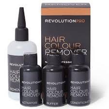 hair colour remover bleach free hair