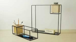 Wall Bookshelves Cubist Wall Shelf Youtube