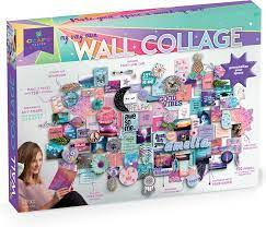 my very own wall collage kit geppetto
