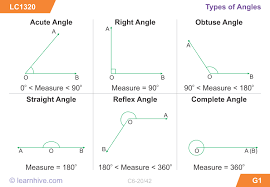 Learnhive Icse Grade 6 Mathematics Lines And Angles