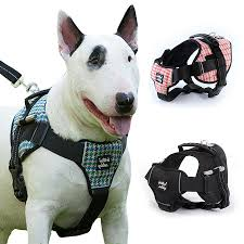 Dog Harness Pattern New Dog Harness Collar Pet Vest Type Traction Rope Medium Large Dog