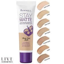 Details About Rimmel London Stay Matte Liquid Mousse Foundation 30ml Choose Your Shade