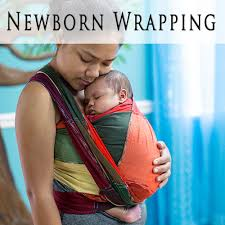 Woven Wrap Carries by Age - Wrap Your Baby