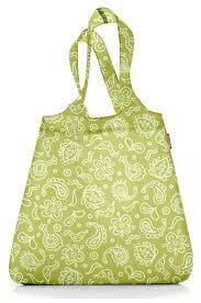 <b>Сумка reisenthel</b> Mini maxi <b>shopper</b> paisley, текстиль — купить по ...