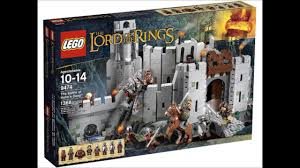 Lego Lord Of The Rings Designs Lego Lord Of The Rings