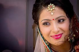 find best gujarati bridal makeup artist in mumbai image 1