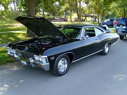 "Why ""Supernatural's"" 1967 Impala SS is More Character Than Car ..."