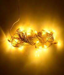 Fairy Lights Price In India Home Quest Yellow Fairylights Pack Of 4