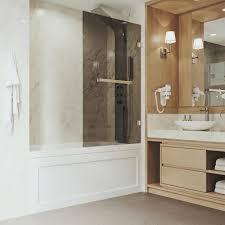bathtub door with 3125 in