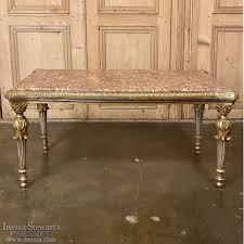 antique italian louis xvi giltwood