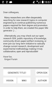research paper title generator android apps on google play research paper title generator screenshot