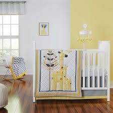 safari crib bedding set happy chic baby safari giraffe 4 piece crib bedding set by jonathan