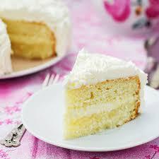 Eggless Vanilla Cake Recipe How To Make Eggless Vanilla Cake