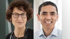 Merkel'den, Özlem Türeci ve Uğur Şahin'e övgü, Güncel (Yayın Tarihi:  17.12.2020) - Köln Radyosu - Programm - COSMO - Radio - WDR