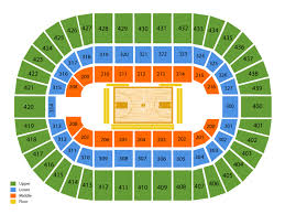 Cox Convention Center Seating Chart Oklahoma City Blue Tickets At Cox Convention Center Arena On December 8 2019 At 7 00 Pm