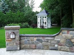 Small Picture Best 25 Stone retaining wall ideas on Pinterest Retaining walls