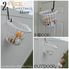 2 piece basketball hoop