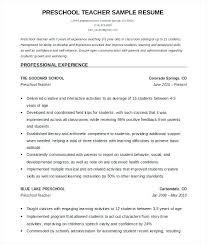 Resume Template On Microsoft Word Chronological Resume Template Word ...
