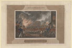capture and burning of the city of washington 1814