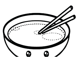 Coloring Pages Of Food Food Coloring Pictures Free Food Coloring
