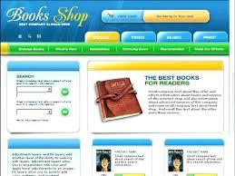 Free Bookstore Website Template Bookstore Template Free Baniocha Info