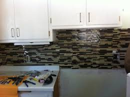 installing kitchen backsplash tile how to grout tile backsplash backsplash tile no grout