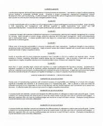 Professional Summary Examples New Professional Summary For Resume 48 Resume Summary Examples Pdf Word
