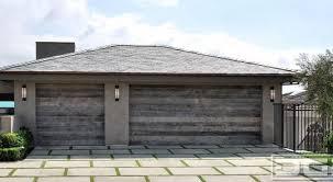modern barn doors. Modern Barn Wood Garage Doors Home Decorating Trends