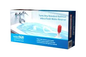 waterbob emergency drinking water storage 100 gallons 0